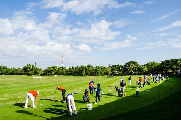 Golfurlaub Thailand für Senioren