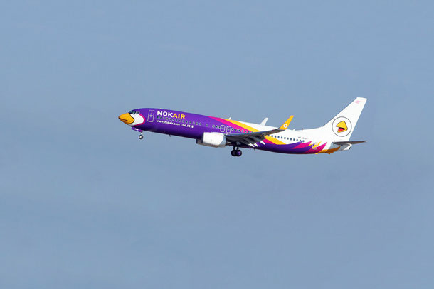 Nok Air - Thailands Billigfluggesellschaft
