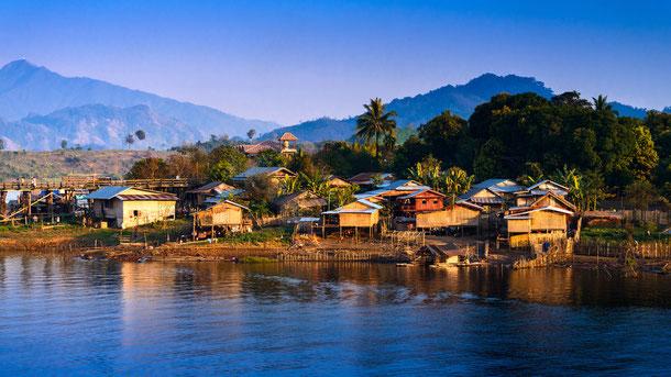Abenteuertour im Westen Thailands