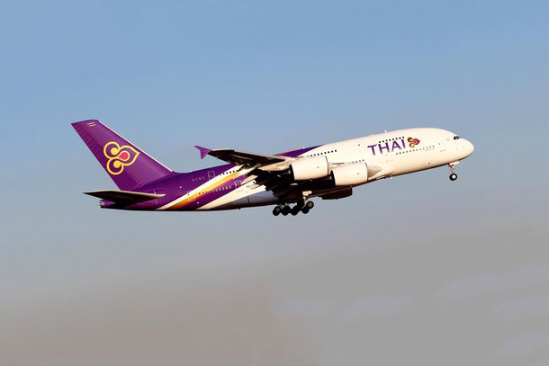 Royal Orchid Plus - das Vielfliegerprogramm der Thai Airways international.
