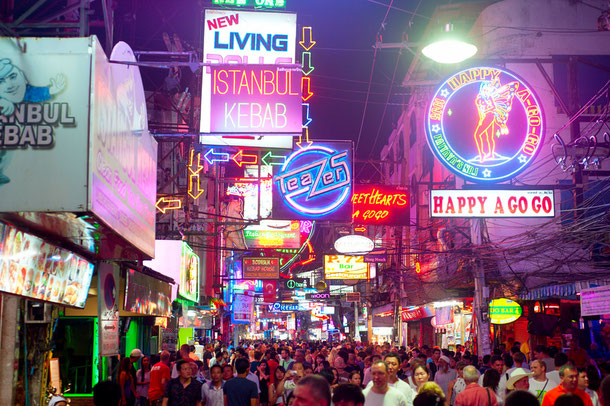 Pattaya Walkingstreet