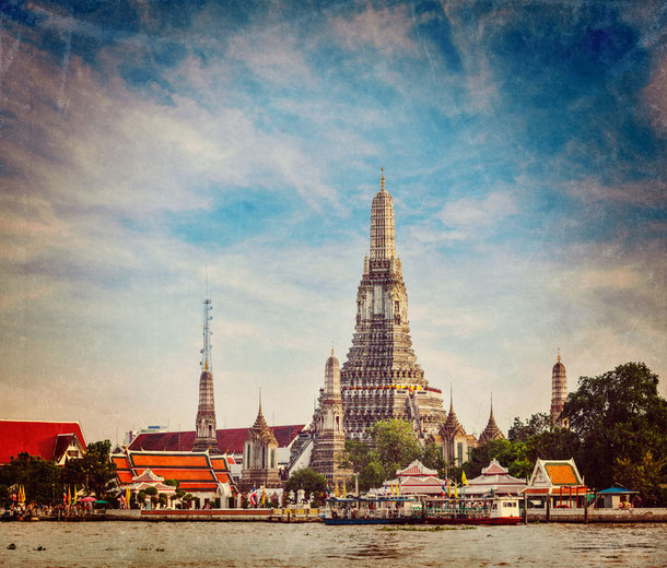 Chao Phraya Fluss