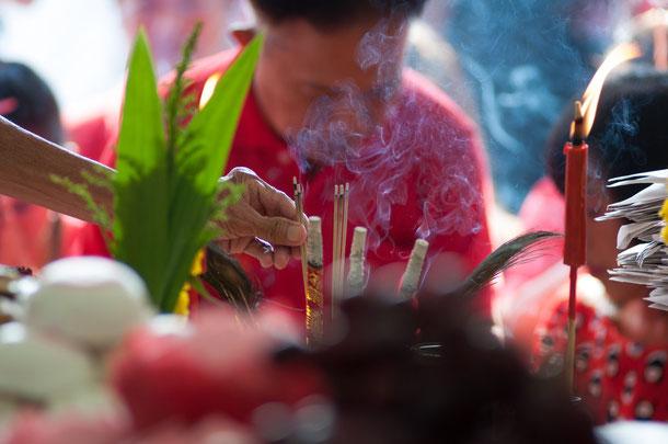 chinesisches Neujahrsfest Traditionen
