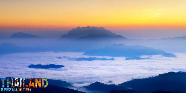 Nationalpark Huai Nam Dang im Chiang Dao Gebirge