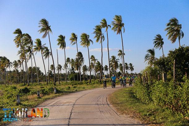 Fahrradtour auf Koh Sukorn