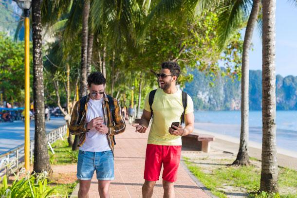 Flirt Apps für den Thailand Urlaub