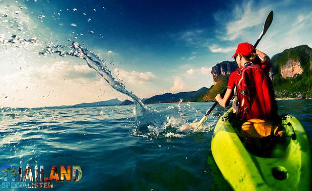 Inseltour bei Krabi