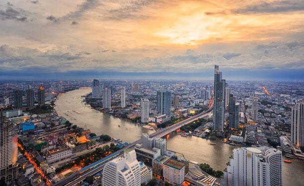 Bangkok und Inselhüpfen ab Koh Samui
