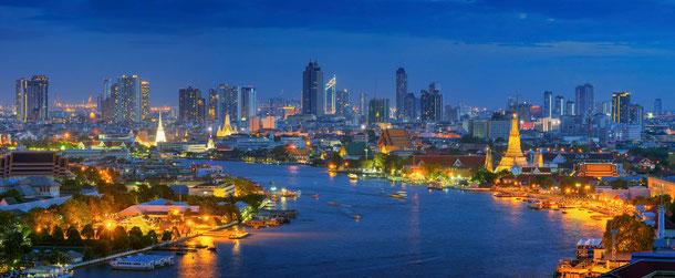 Bangkok und Koh Samui Urlaub
