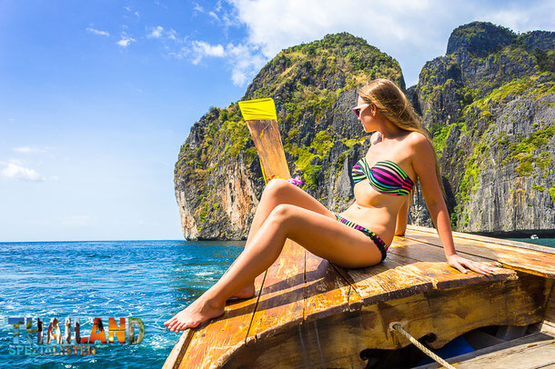 Beste Reisezeit für Thailand Inselhopping