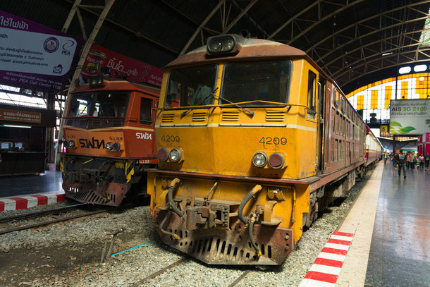 SRT - State Railway of Thailand