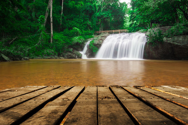 Mae-Sa-Wasserfall