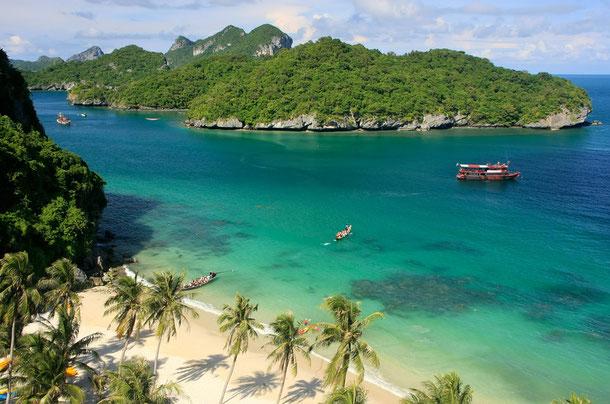 Ang Thong Marine Nationalpark
