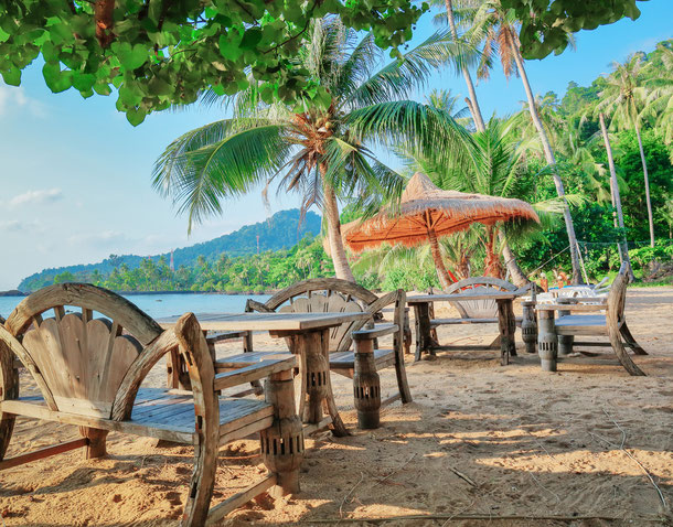 Hideaways in der Andamansee von den Thailand-Spezialisten