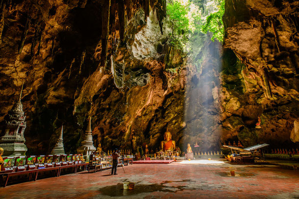 Khao Luang Höhle