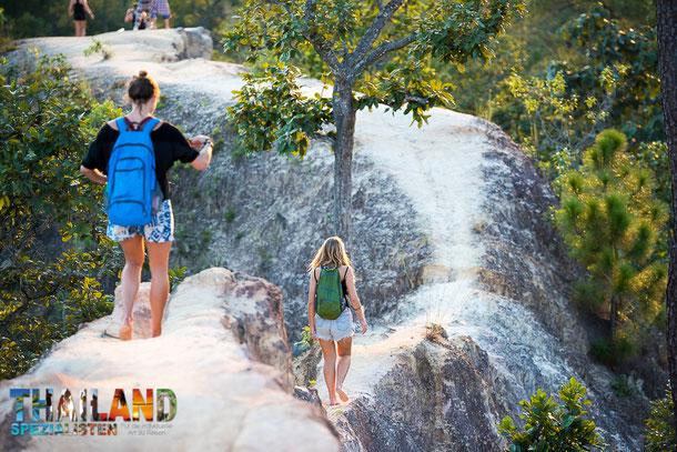 Wandern auf dem Pai Canyon