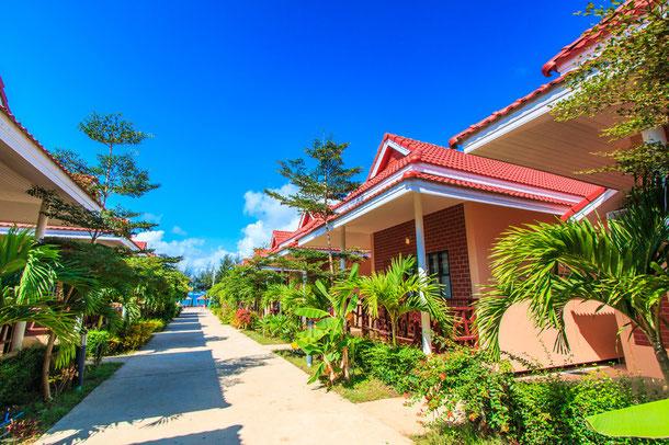 Mittelklasse Hotel Thailand
