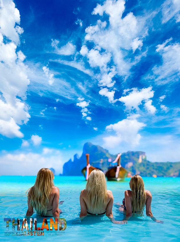 Thailand Inselhüpfen Rundreise