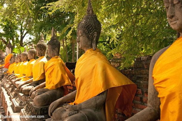 Ayutthaya: Wat Yai Chai Mongkon