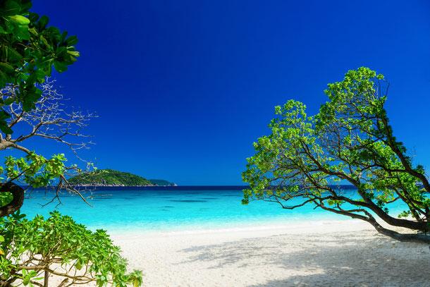 Segeln in Thailand