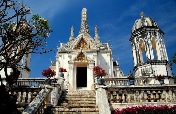 Phra Nakhon Khiri Palast