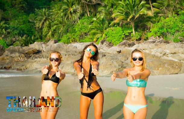 Thailands schönsten Inseln von Thailand-spezialisten.com und Michael Schaller