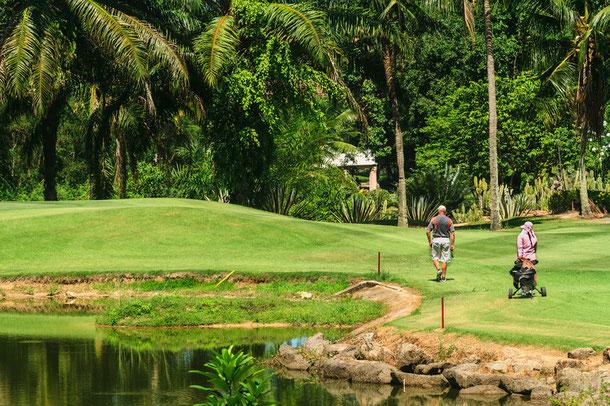 Thailand Golfurlaub