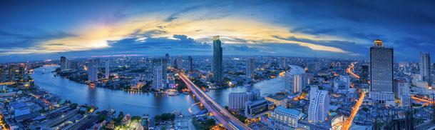 Luxusurlaub Thailand buchen