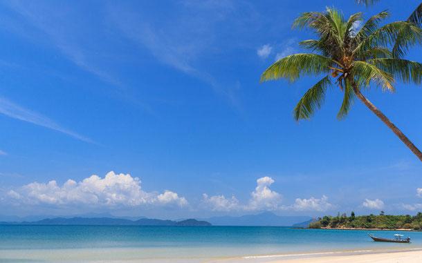 Koh Payam Strand