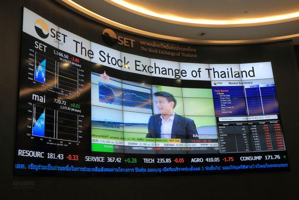 Thailand Börse