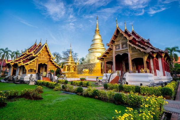 Chiang Mai Rundreise