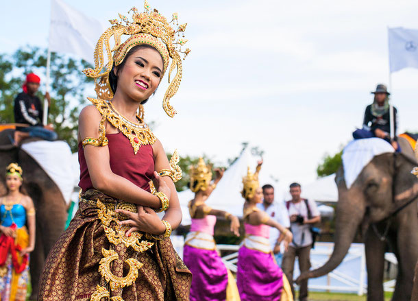 Roi Et, Isaan Thailand