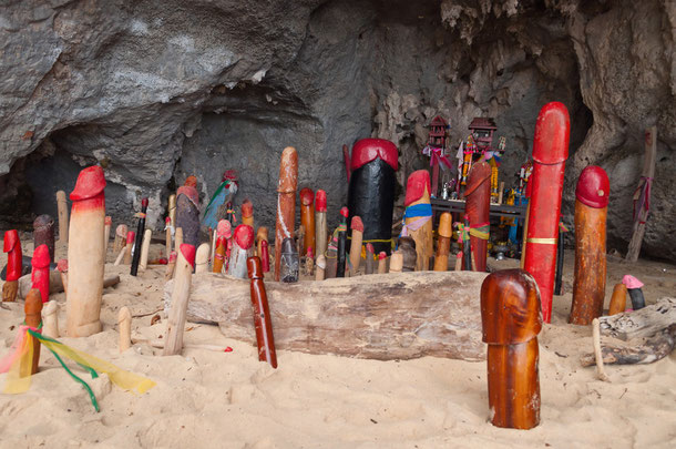 Prinzessin Höhle Krabi