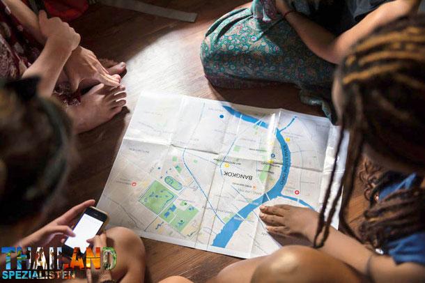 Bangkok auf eigene Faust entdecken