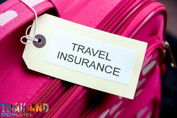 Reiseversicherungen - Versicherungsschutz für den Thailand Urlaub