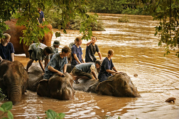 Abenteuerurlaub in Thailand