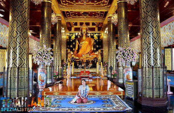 Wat Phra Sri Rattana Mahathat Tempel in Phitsanulok
