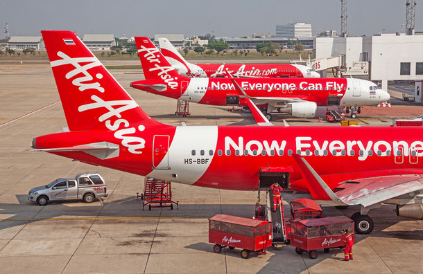 Information systems of air asia