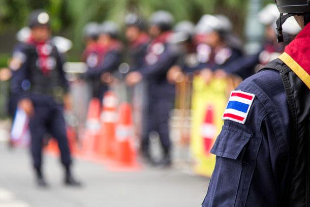 Bombenanschlag Bangkok