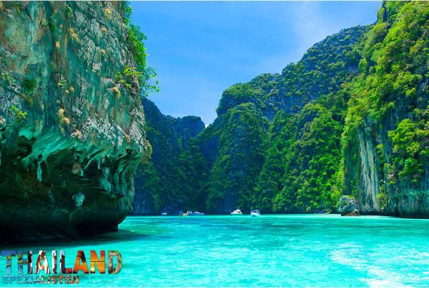 Badeurlaub in Thailand