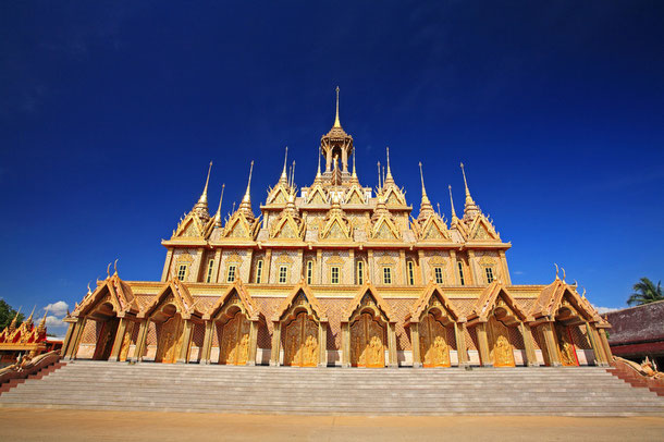 Wat Ta Sung in Uthai Thani
