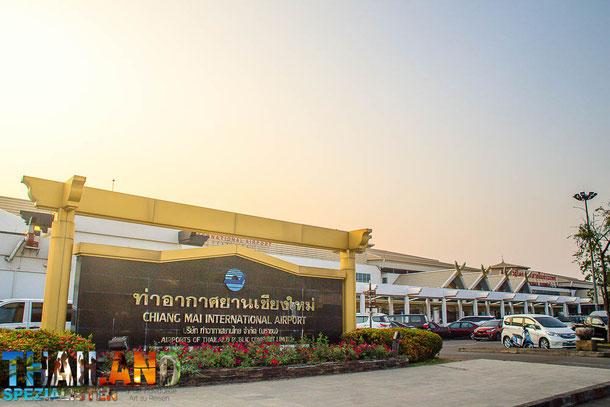 Chiang Mai Flughafen (CNX)