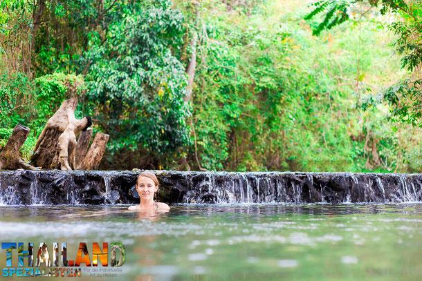 Sai Ngam hot spring