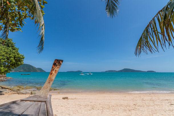 Laem Ka Strand auf Phuket