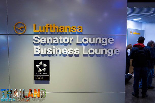 Star Alliance GOLD - Lounge Lufthansa