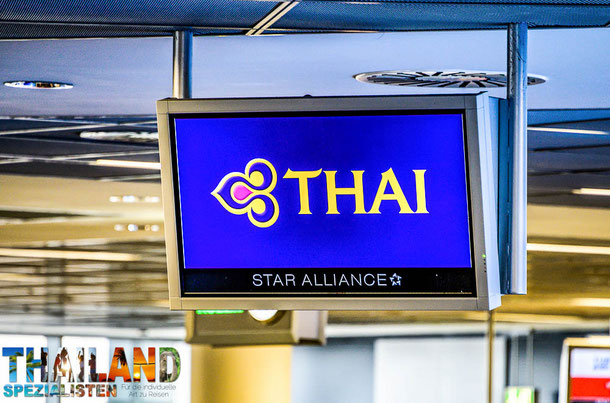 Thai Airways International Star Alliance