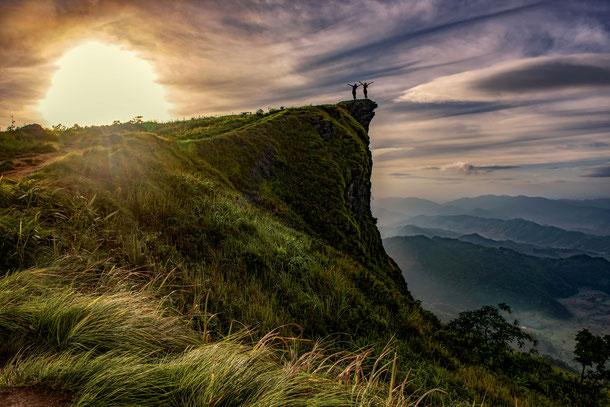 Trekking zum Phu Chi Fah