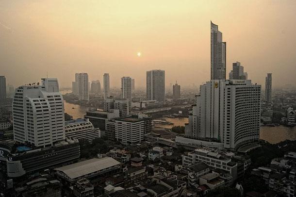 Bangkok 15.01.2014 - Proteste bedrohen bisher nicht den Tourismus.