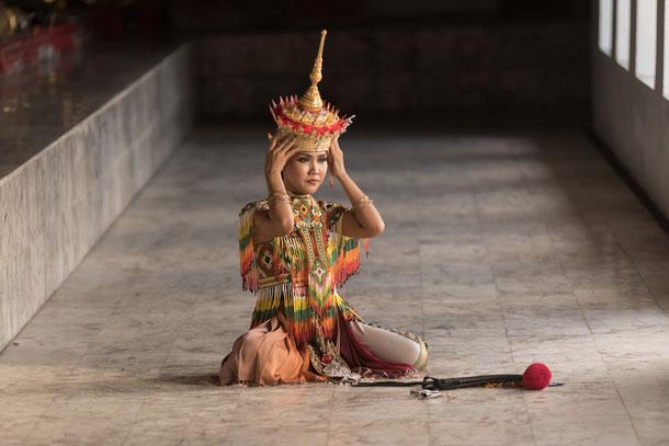 Manohra südliche volkstümliche Kunst