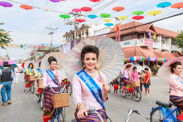 Thailand Kultur-Rundreise mit Badeurlaub am Ende der Reise